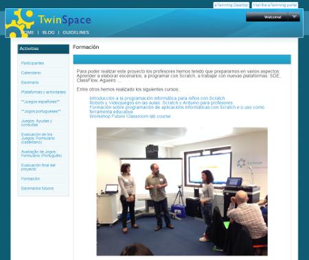 twinspace reducido