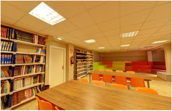 Biblioteca del CODEMA