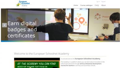 Página EUN Academy