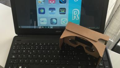 Google Cardboard y apps relacionadas