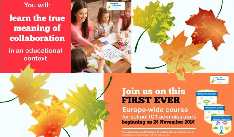 MOOCs en EUN Academy para otoño