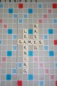 """""""Games Based Learning - Scrabble"""" de Tess Watson bajo licencia CC Reconocimiento 2.0"""