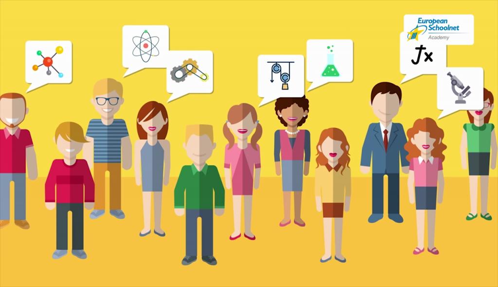 Captura del vídeo promocional del MOOC dedicado a formentar carreras CTIM