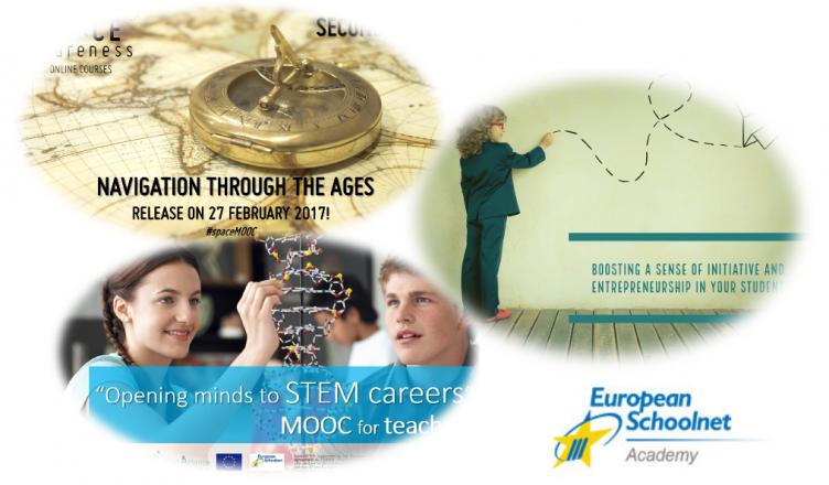 Primeros MOOCs de EUN Academy para 2017