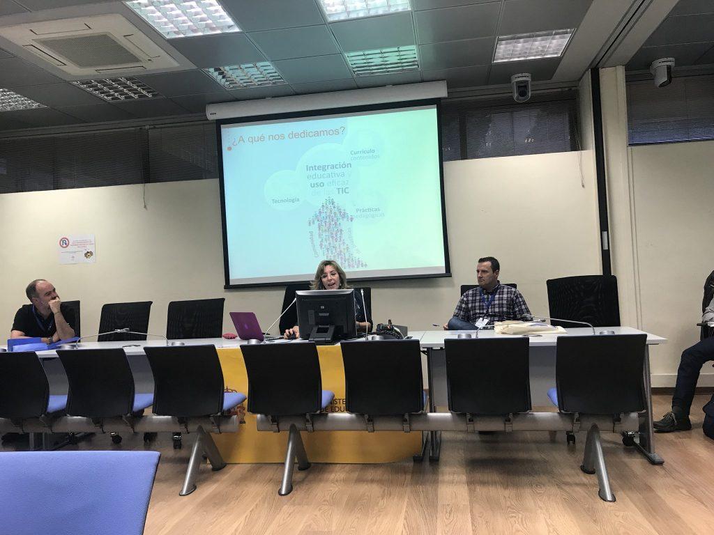 Presentación de Elisa - Canarias