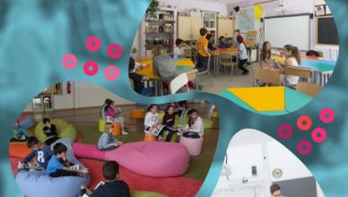 Portada de la publicación Guidelines on Exploring and Adapting Learning Spaces in Schools