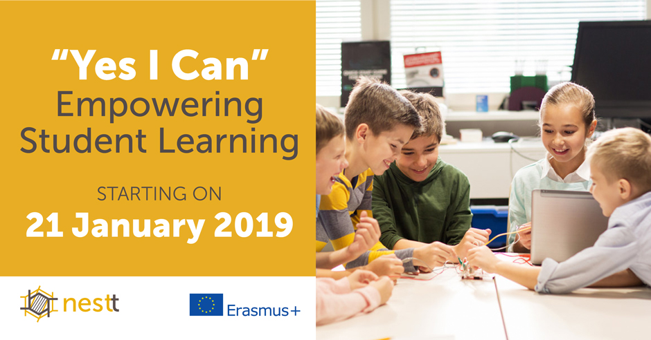 "MOOC ""Yes I can"" – Empowering Student Learning"