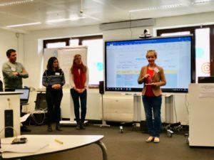 Presentación de STEM Alliance