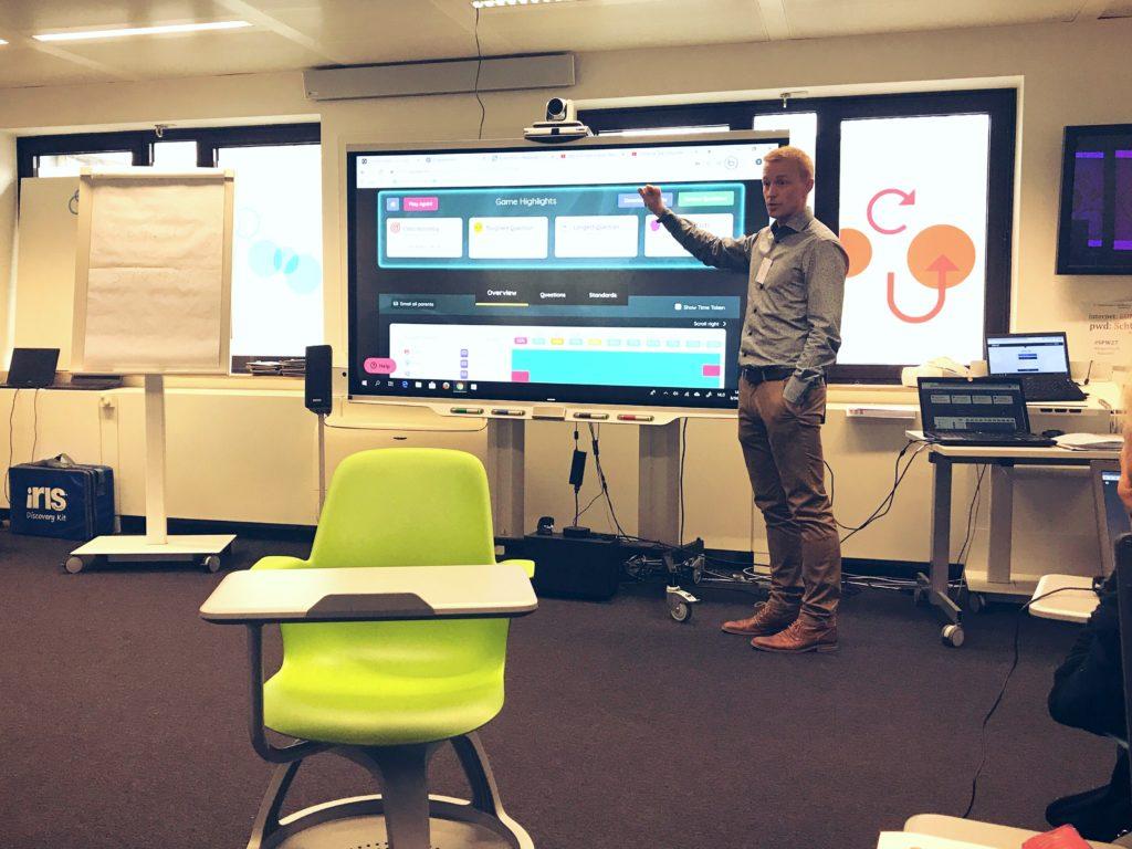 Gert Lemmens comentado aplicaciones recomendadas para BYOD