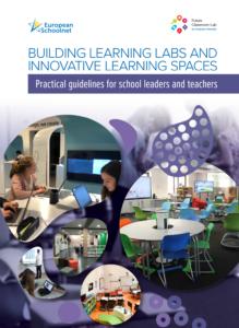 """Portada de la publicación """"Guidelines to create learning labs"""""""
